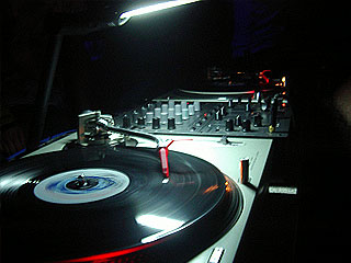 Turntables & Mixer