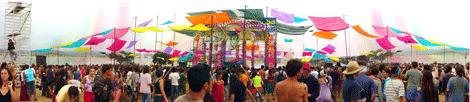 Boom Festival Crowd
