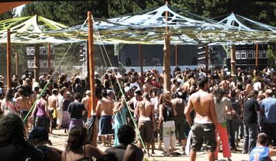 Sonica Festival Crowd