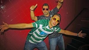 DJ Mikas and DJ Sage 1