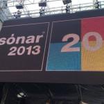 Sónar Barcelona 2013